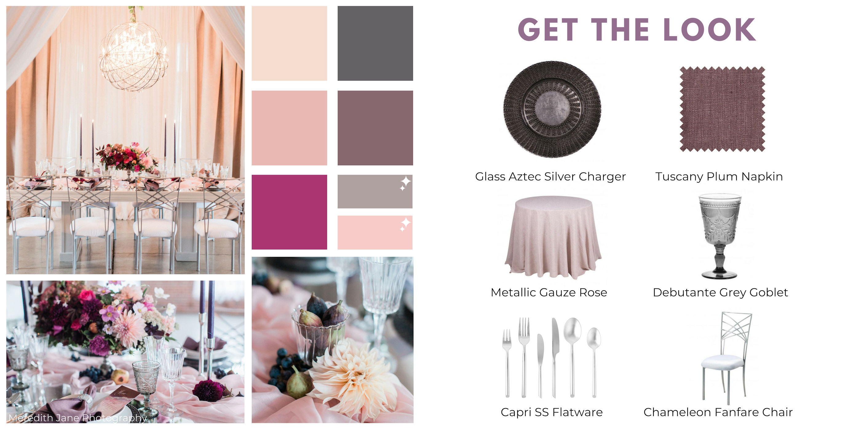 Color Palette Living Coral with Products