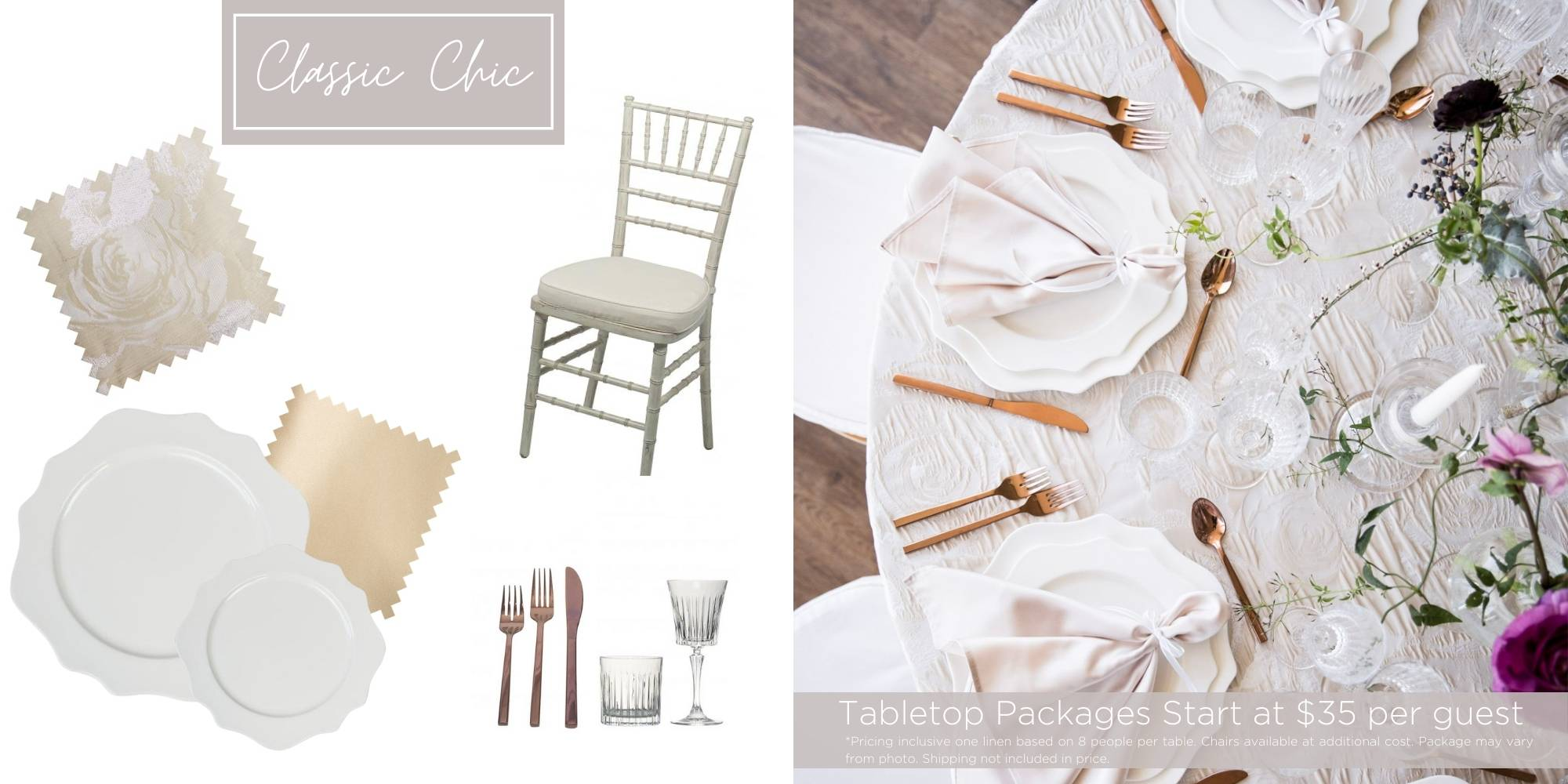 Fall Wedding Inspiration, Wedding and Event Rentals, Holiday Tabletop