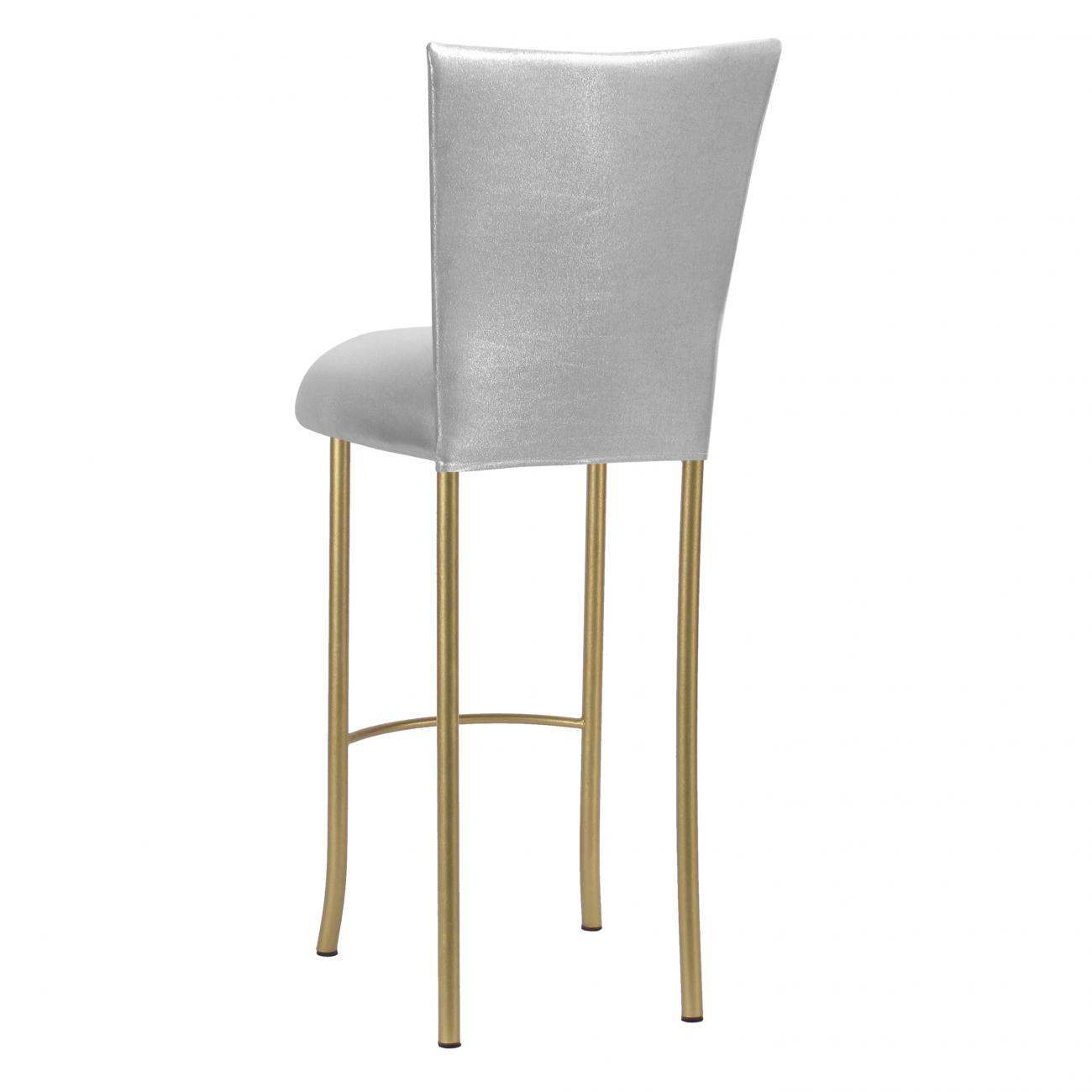 Terrific Metallic Fanfare Chameleon Chair Covers Peak Event Services Beatyapartments Chair Design Images Beatyapartmentscom