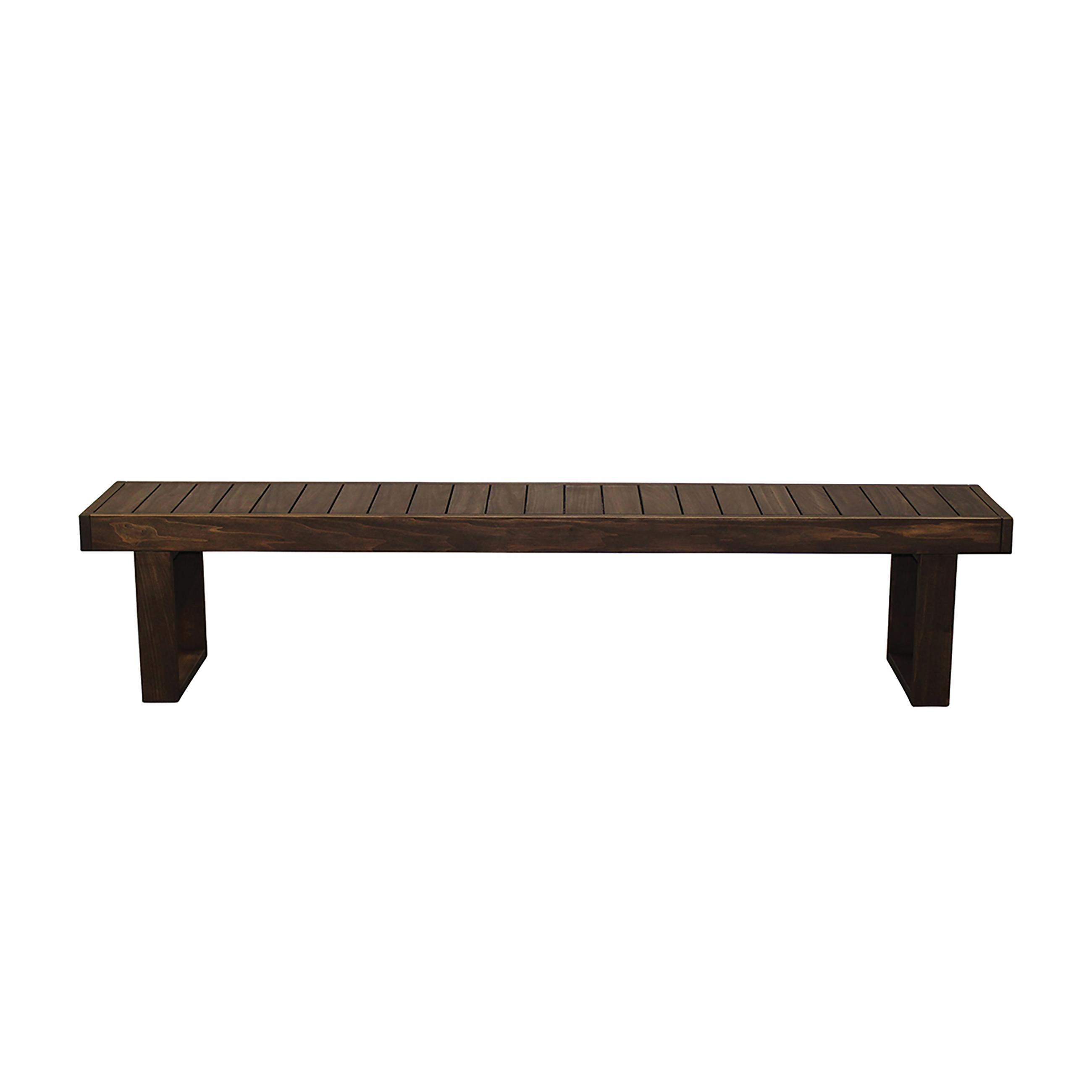 Incredible Walnut Bench 8 Peak Event Services Gmtry Best Dining Table And Chair Ideas Images Gmtryco