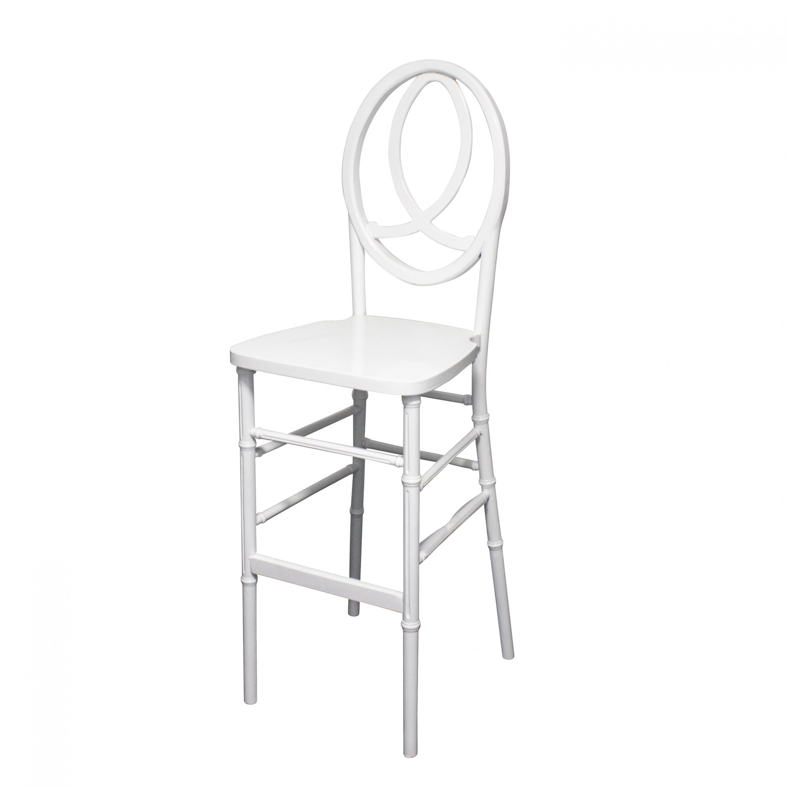 Sensational Barstool Infinity White Peak Event Services Lamtechconsult Wood Chair Design Ideas Lamtechconsultcom