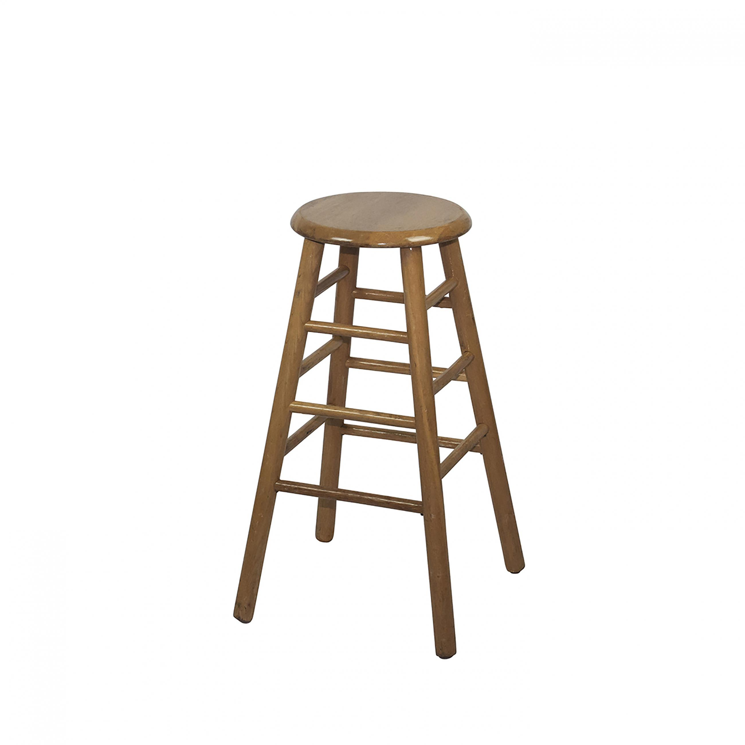 Outstanding Barstool Natural Wood Peak Event Services Short Links Chair Design For Home Short Linksinfo