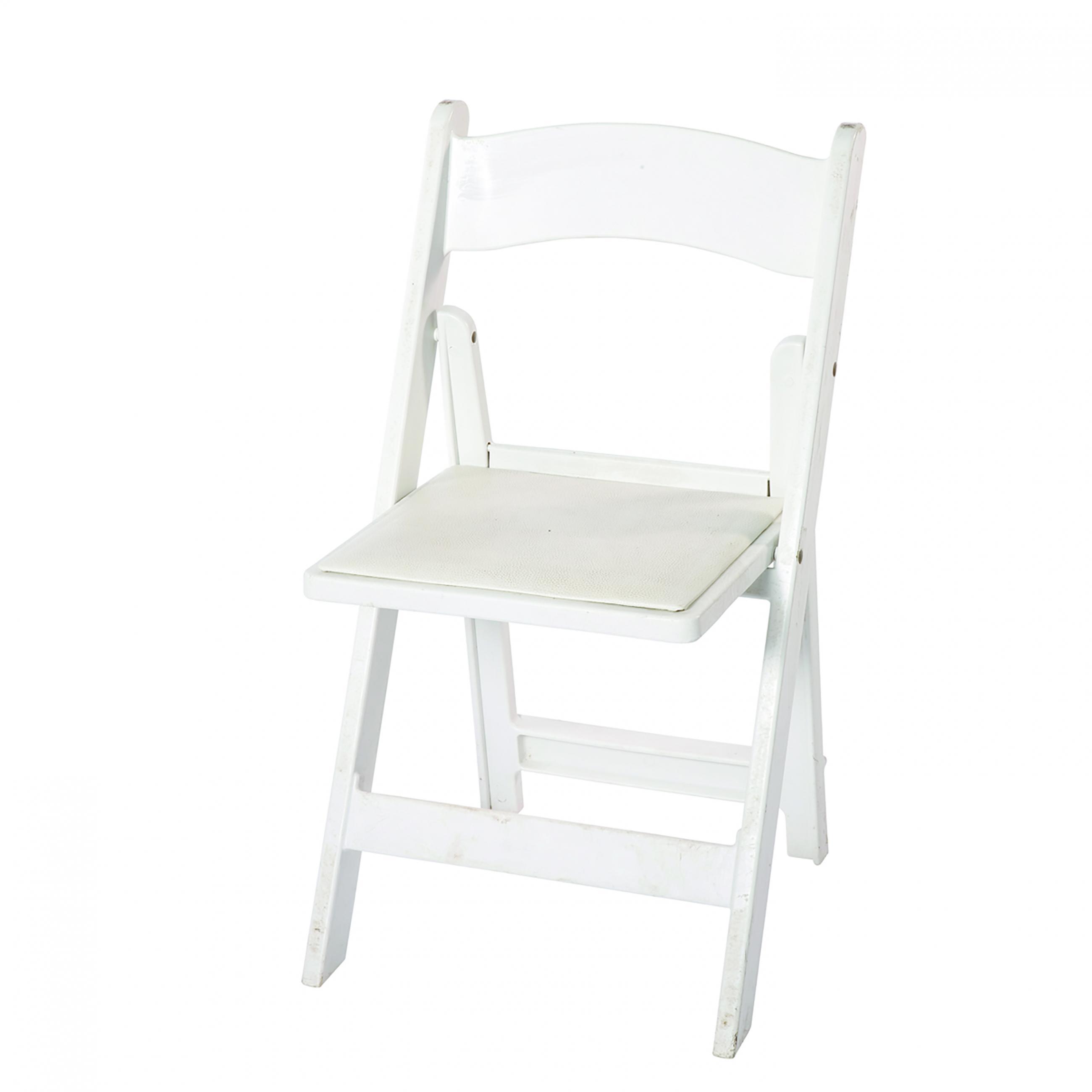 Garden Resin White Chair | Peak Event Services