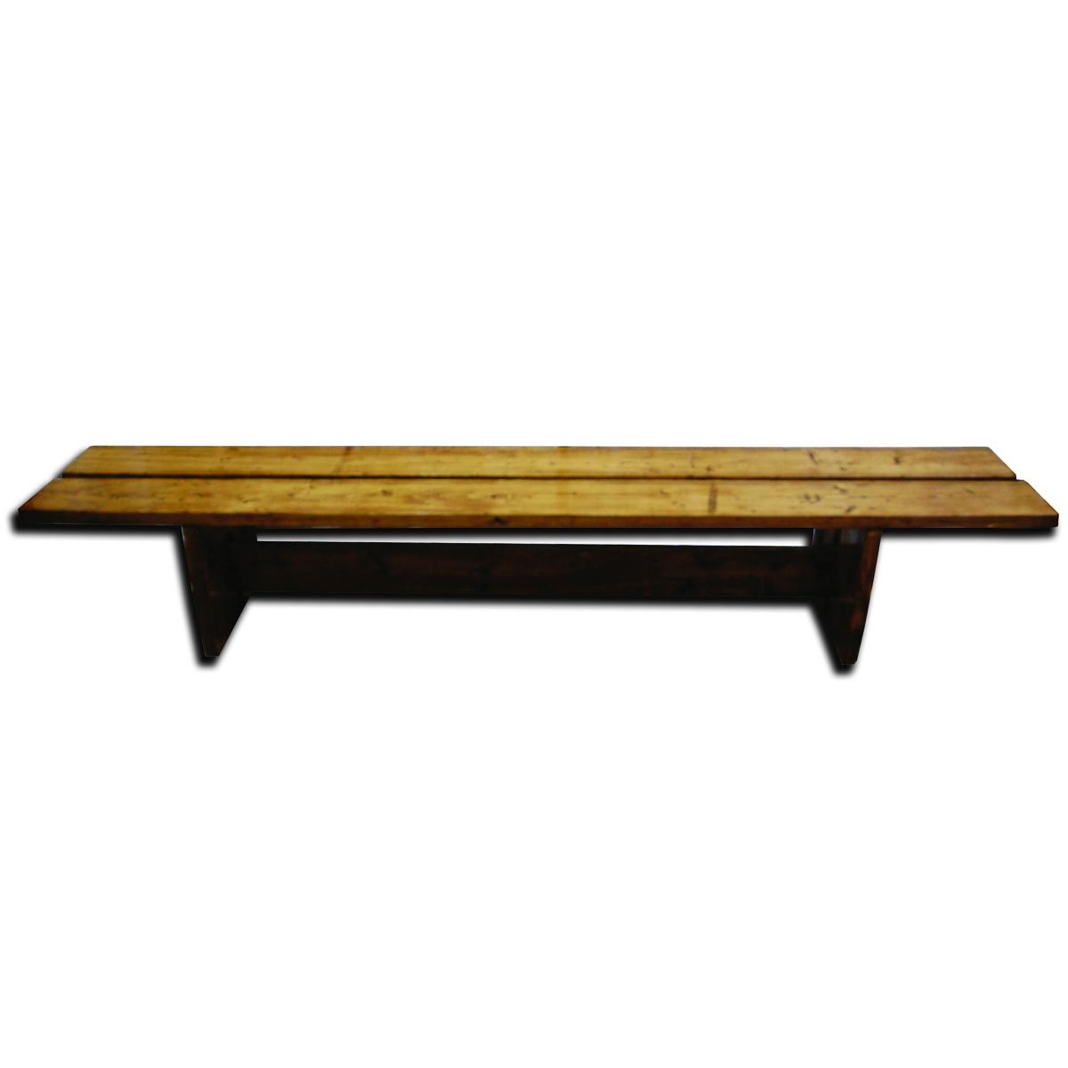 Phenomenal Wooden Bench 8 Peak Event Services Gmtry Best Dining Table And Chair Ideas Images Gmtryco