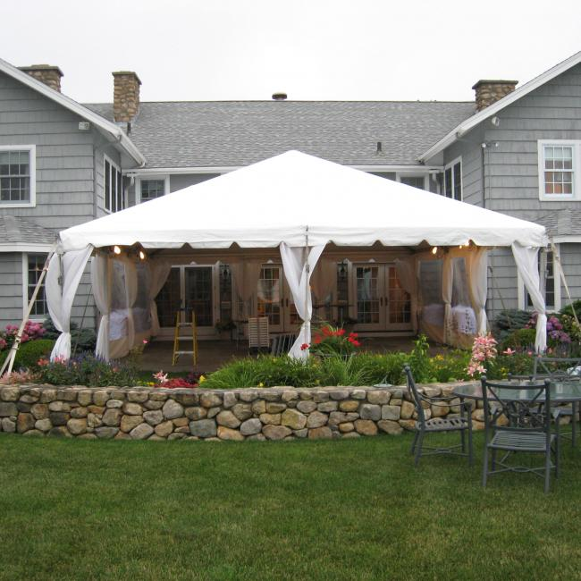 Backyard Tents Peak Event Services