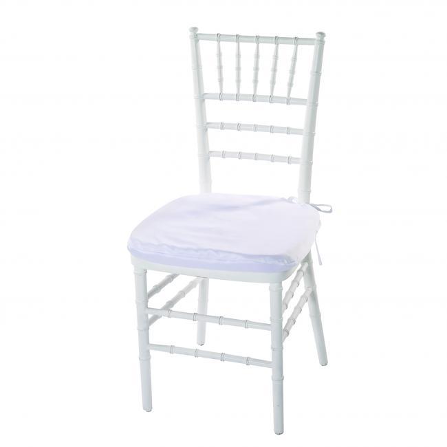 Ballroom White Chair