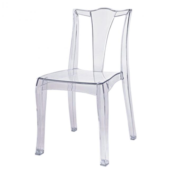 Chippendale Clear Chair. The Modern ...