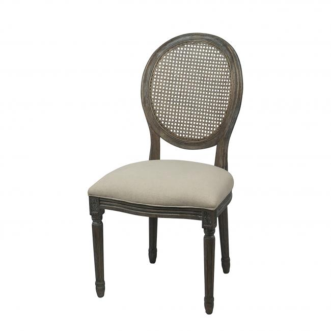 Louis Stone Washed Chair
